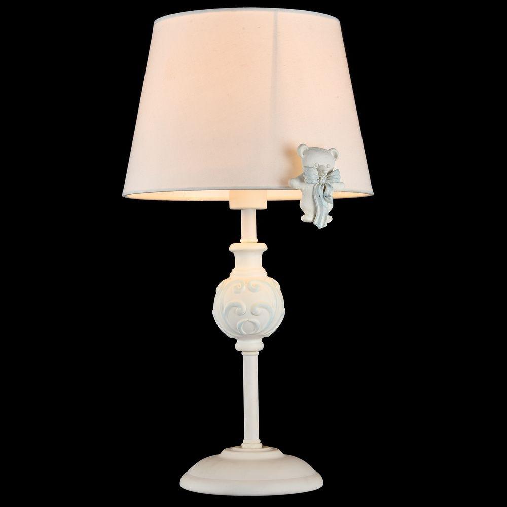 Лампа настольная 6W 60 LED синь (2 режима