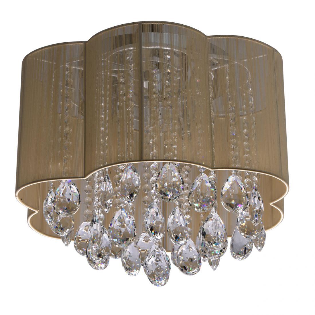 Потолочные LED (ЛЕД) светильники - купить светодиодный