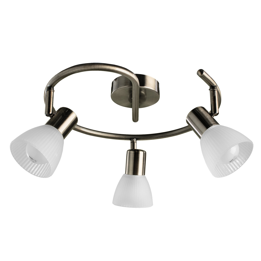 Спот Arte Lamp Parry A5062PL-3AB фото