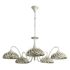 Люстра Arte Lamp Sonia Twisted A5358LM-5WG