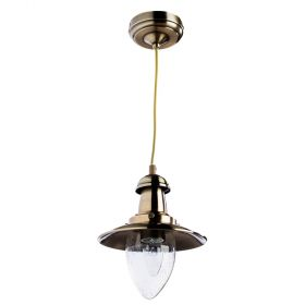Подвес Arte Lamp Fisherman A5518SP-1AB