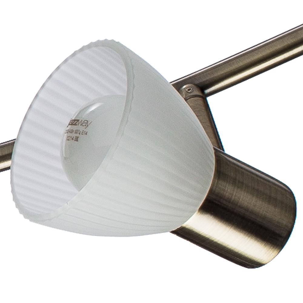 Спот Arte Lamp Parry A5062PL-4AB фото